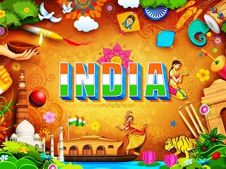 depositphotos 95512066 stock illustration incredible india background